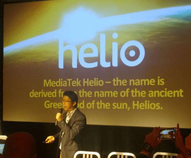 Mediatek confirme le Helio P20