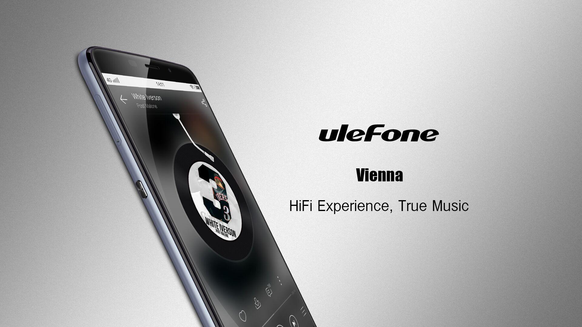 Ulefone Vienna : Concerto pour un smartphone
