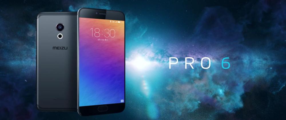 Le Meizu Pro 6 est enfin officiel