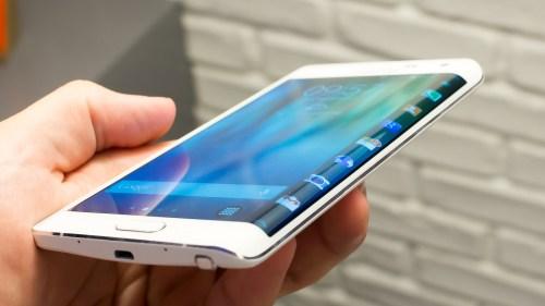 le Huawei Mate Edge proposerait le même écran que le Samsung Note Edge