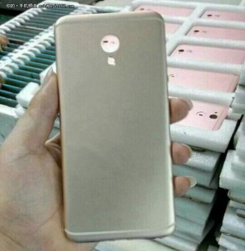 Le Meizu MX6 reprend le même design que le Pro 6