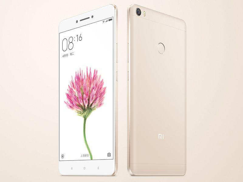 Test du Xiaomi Mi Max : le smartphone XXL !