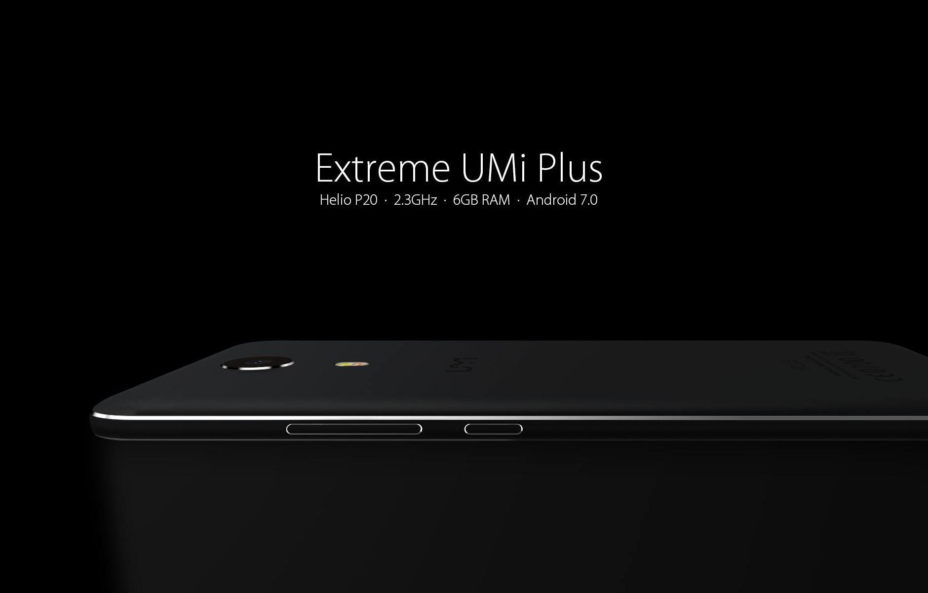 Umi Plus Extreme: Les premières révélations