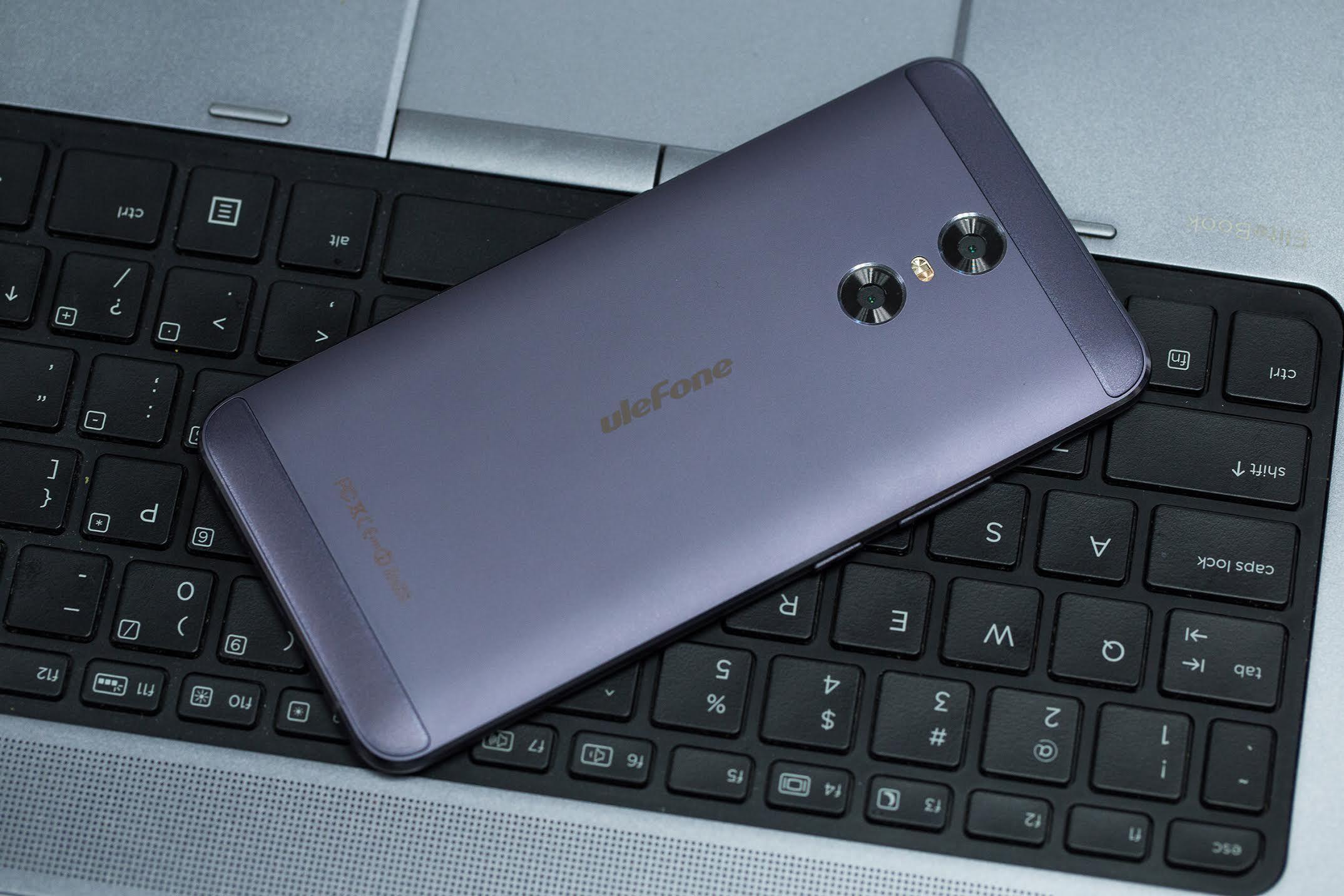 Un Ulefone Dual Camera dans les starting-blocks