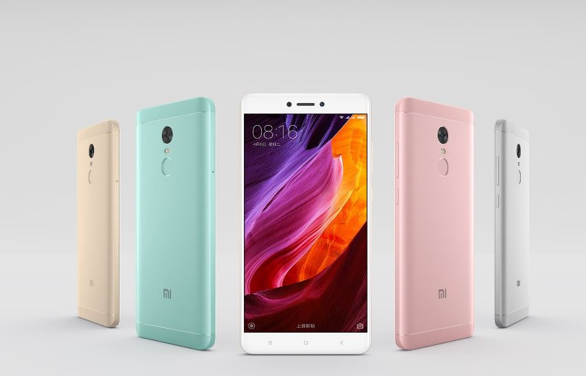 Xiaomi Redmi Note 4X : Petite évolution du Redmi Note 4