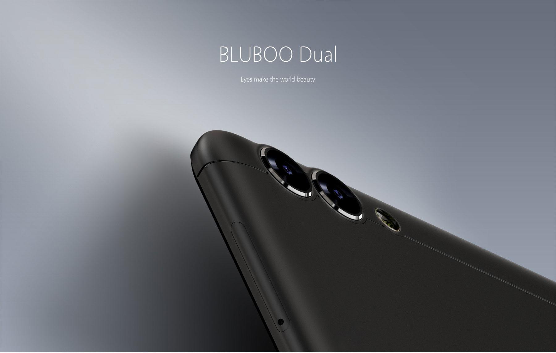 Test du Bluboo Dual : double capteur photo à petit prix ?