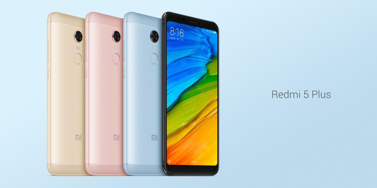 telephone smartphone android chinois xiaomi redmi 5