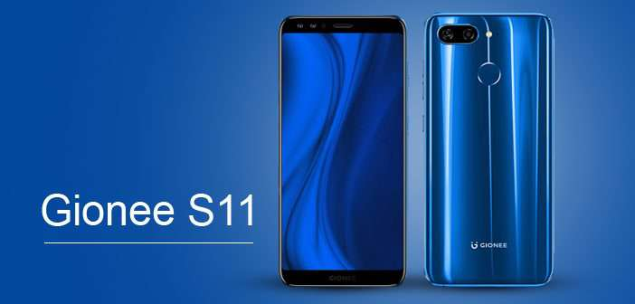 telephone smartphone android chinois gionee s11