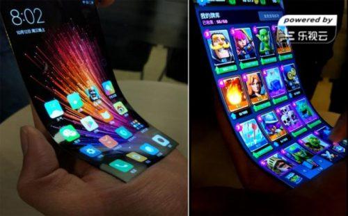 Xiaomi et Oppo seront de la partie pour le téléphone pliable