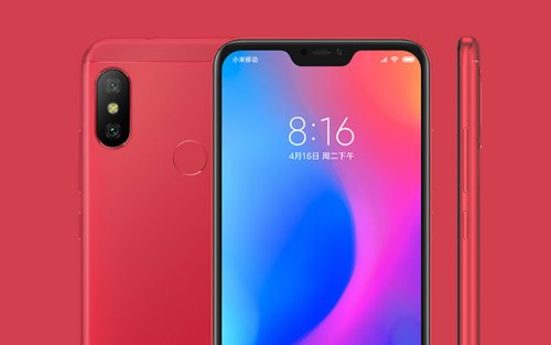 Test Xiaomi Redmi 6 Pro, un Notch mais pas que !