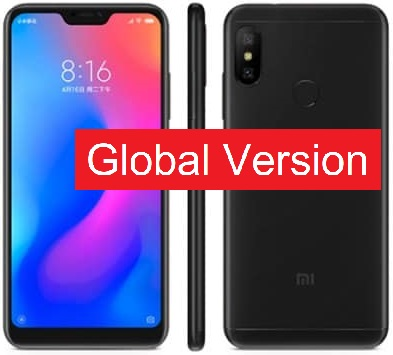 Xiaomi Redmi Note 6 Pro disponible chez PhoneDroid.fr !!