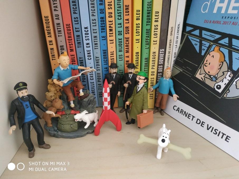 Tintin Xiaomi MI Max 3