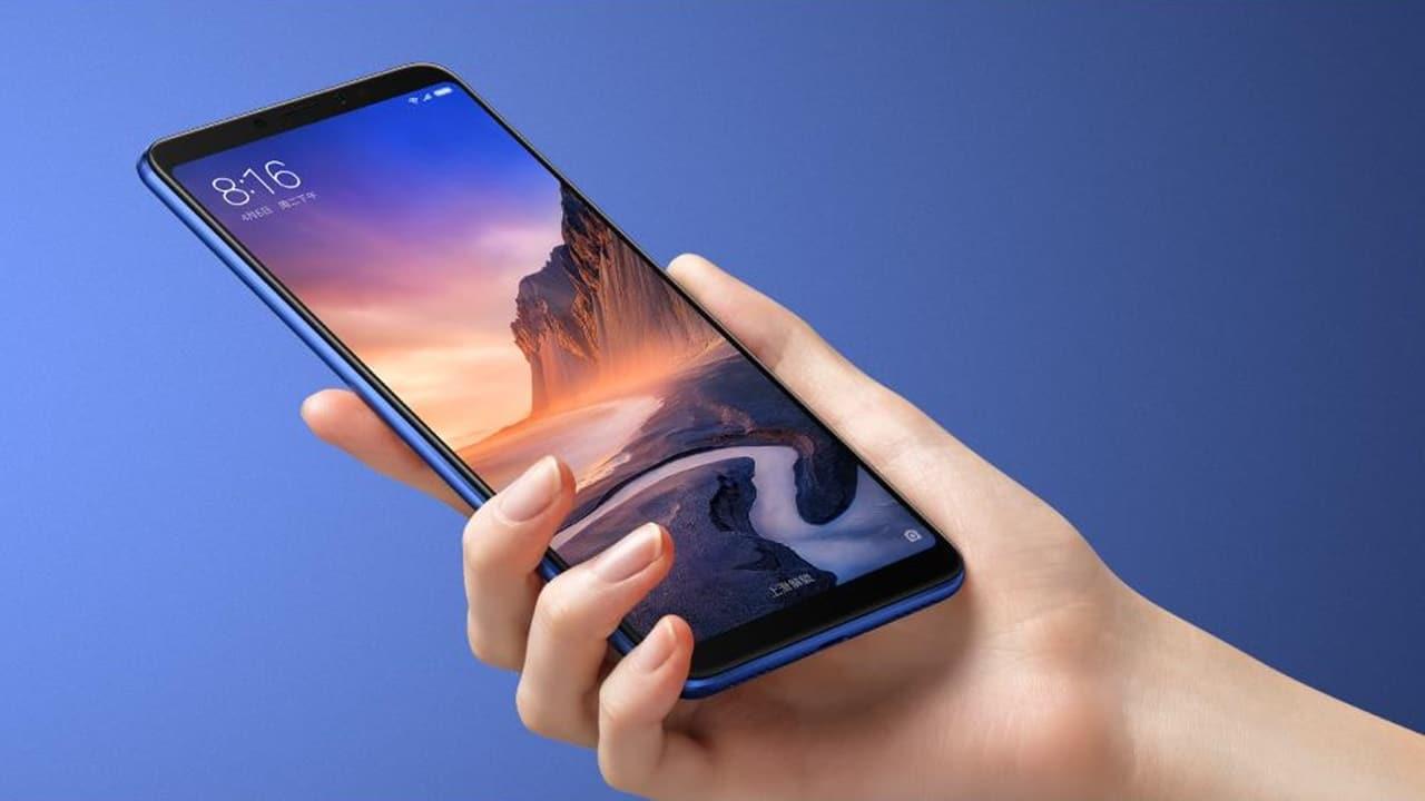 Visuel Xiaomi MI Max 3