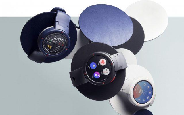 Huami Amazfit Verge : la nouvelle Smartwach by Xiaomi