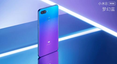 Xiaomi Mi 8 Lite: le nouveau «petit» Mi 8