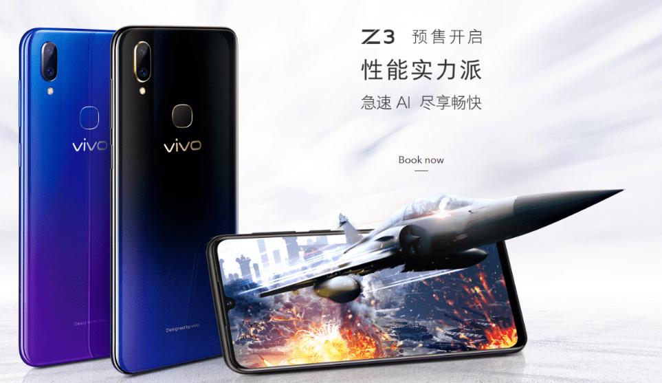 Vivo Z3: un sérieux milieu de gamme