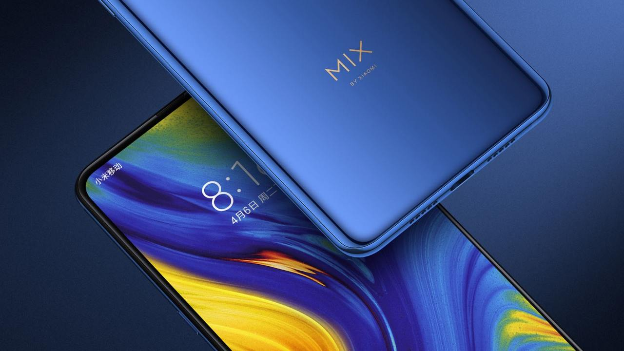 Xiaomi Mi Mix 3: la vidéo d'Unboxing!!