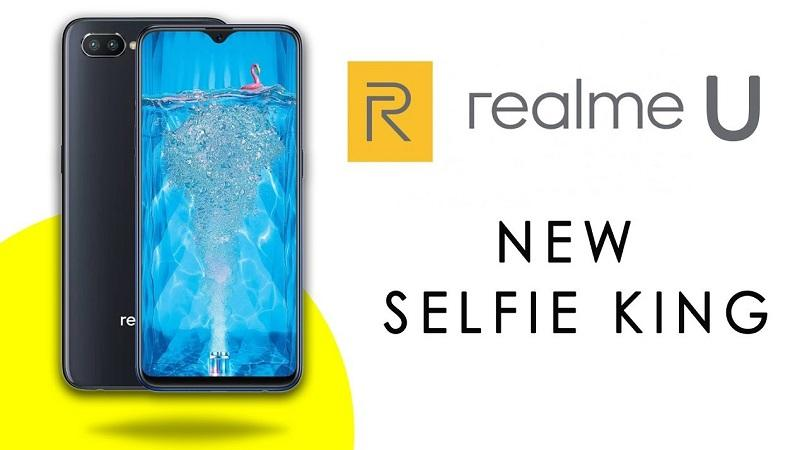 Realme U1 inaugure le Mediatek Helio P70