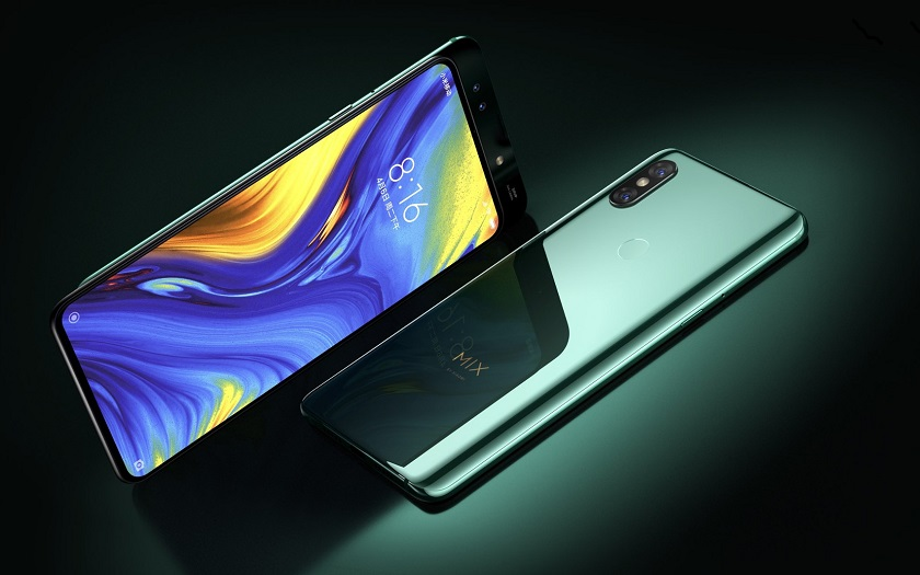 Test du Xiaomi Mi Mix 3 : l'Ovni by Xiaomi