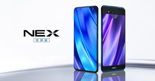 Test Vivo Nex Dual Display : un smartphone à part !