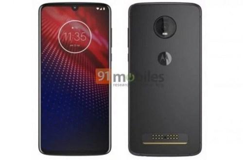 Motorola Moto Z4 : un nouveau concurrent au Redmi Note 7 Pro?