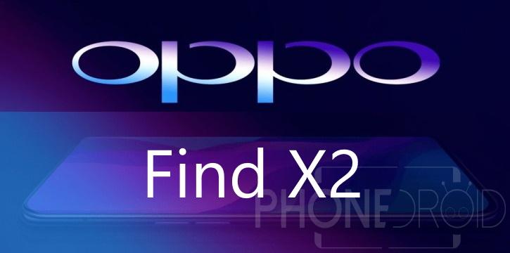 Futur Oppo Find X2 : lancement au premier trimestre 2020