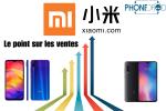 Des chiffres de ventes exceptionnels pour Xiaomi
