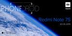 Le Redmi Note 7S n'est pas un nouveau modèle!
