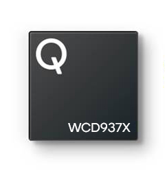 Qualcomm Aqstic WCD937X