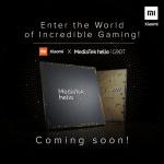 Xiaomi : inauguration du processeur Mediatek Helio G90