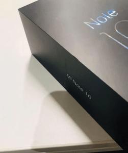 Xiaomi Mi Note 10 : la gamme relancée !!