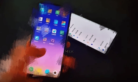 Xiaomi Mi Mix 4 : les rumeurs en photo