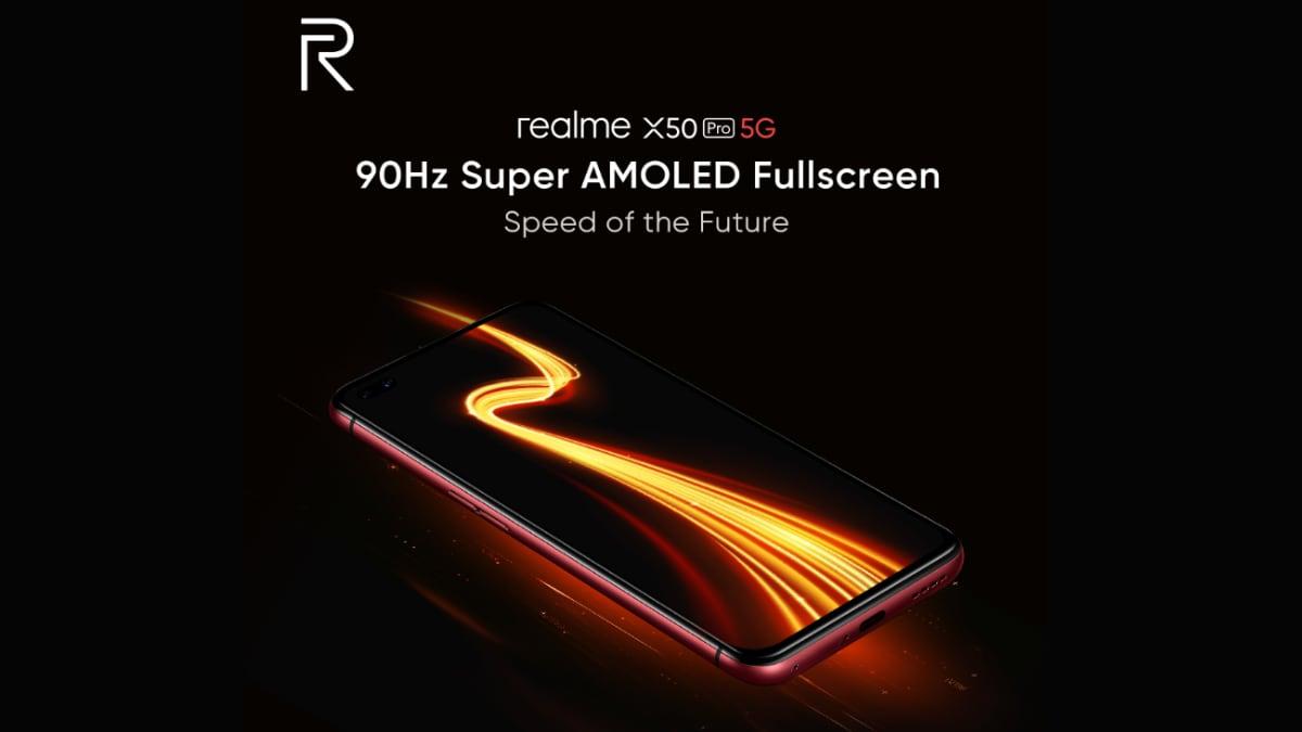 Realme X50 Pro 5G : la Flagship by Realme!