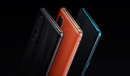 Oppo Find X2 : dalle perforée et capteurs Sony IMX inédits