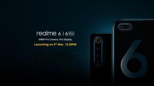 Realme 6 / 6 Pro : la solution pour détrôner Redmi?