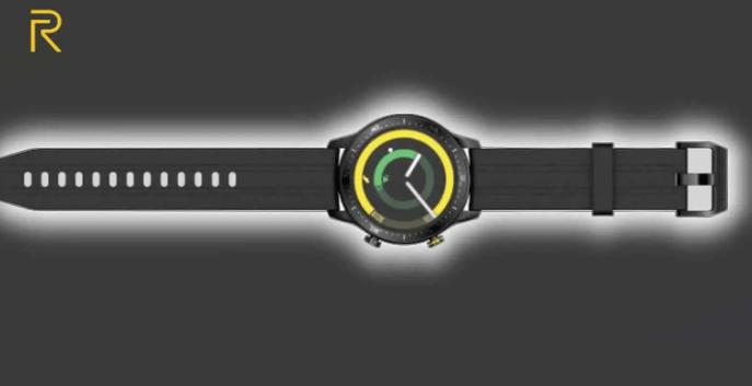 Realme Watch S Pro : la nouvelle montre arrive prochainement