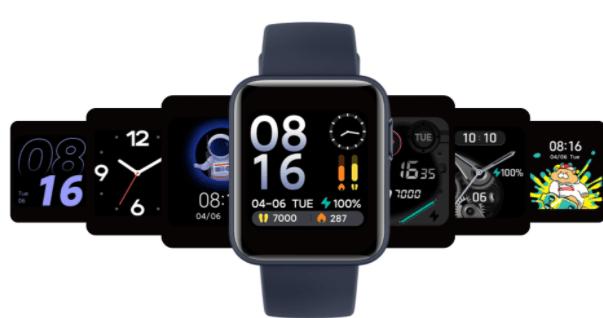 Xiaomi Mi Watch Lite : commercialisation Européenne