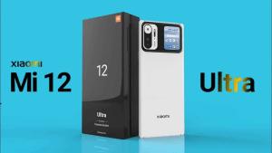 Xiaomi Mi 12 Ultra : ça va envoyer du lourd