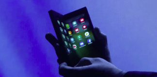 Samsung Foldable Phones 2019