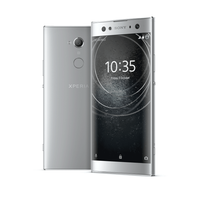 Sony's CES 2019 Event Announced: Xperia XA3