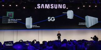 The Galaxy S10 isn't at CES 2019