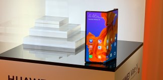 Huawei unveils Mate X foldable smartphone