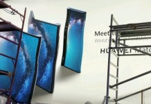 Huawei Mate X Foldable 5G Phone