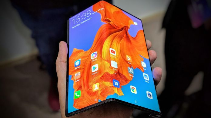 Foldable Mate X 5G