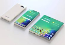 Samsung design with a pull-out screen might hint at a big overhaul for the Galaxy S11