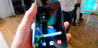 In a major blow to Samsung, T-Mobile confirmed that it will not carry the South Korean consumer electronics giant's folding phone, the Galaxy Fold, in its stores. (Photo by Kelvin Chan)