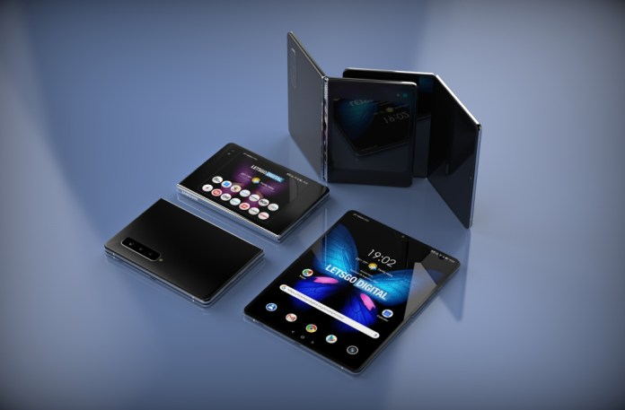 This could be our first look at the Samsung Galaxy Fold II Foldable Phone