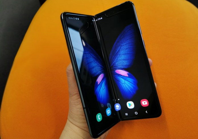 Samsung Will Offer Discounted Galaxy Fold Foldable Phone