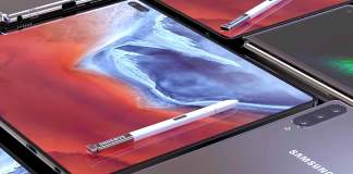 Galaxy Fold Foldable Phone II