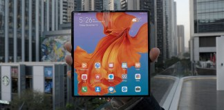 The Huawei Mate X
